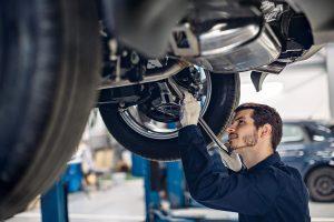mecanica general coche servicio